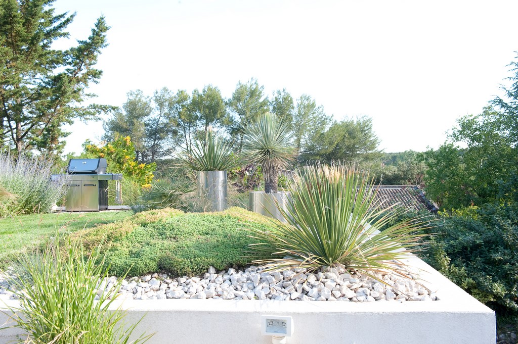 Conception et réalisation d\'un jardin contemporain design à ...