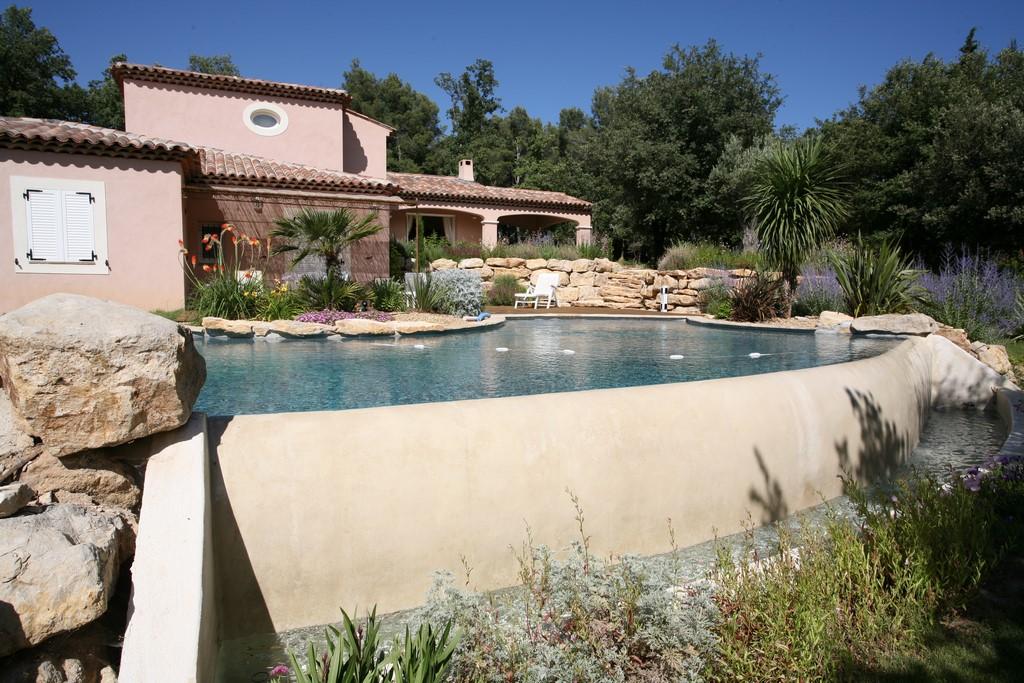 conception et r alisation d un jardin proven al aix en provence architectes paysagistes. Black Bedroom Furniture Sets. Home Design Ideas