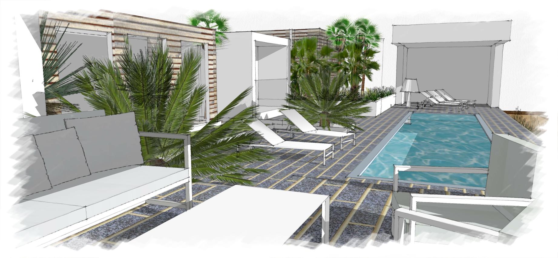 Actualit architectes paysagistes valea concept for Architecte paysagiste contemporain