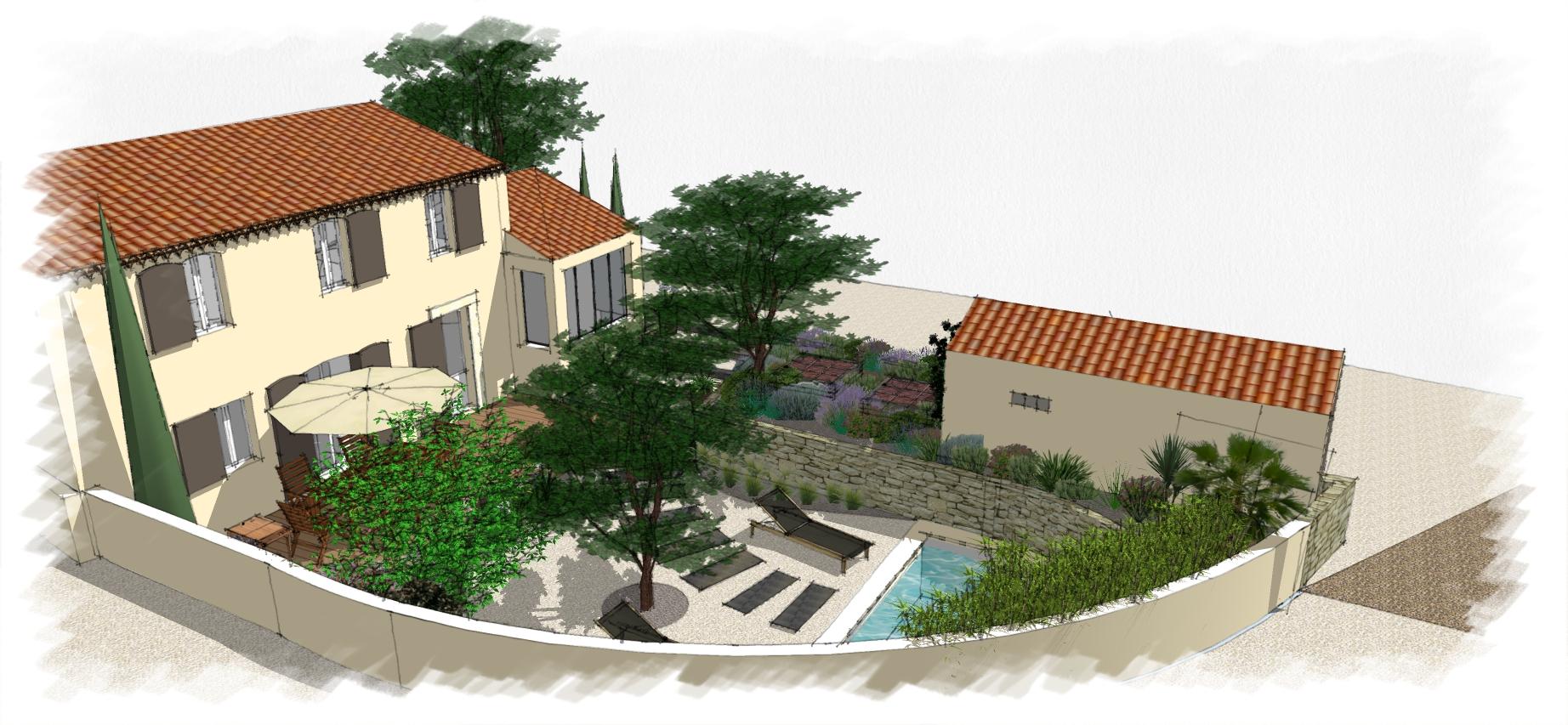 Actualit architectes paysagistes valea concept for Entretien jardin marseille